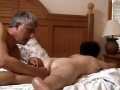 More aged couple hotel fun on Vacation