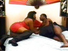 Ron Hightower's Ebony Erotica 1 Black Narciss