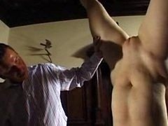 Tough Adore - Chunky Blonde Gets Punished