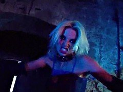rebel yell - softcore adult entertainment music video milk sacks blonde goth