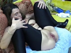 punch fisted and besides prolapsed in fetish freak scene