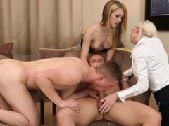 Anal, Biseksuell, Blond