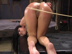 Gina Valentina Earns Her Collar