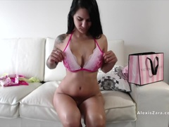 Girlfriend Experience JOI Jerk Off Instruction After Shopping - Alexis Zara