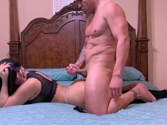 Fit Massive Bum COUGAR Gets Screwed two times by Fellow