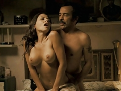 Elizabeth Cervantes Undressed Sex Section In El Infierno