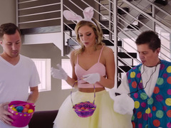 Nothing can be better than hot sex at Easter Eve
