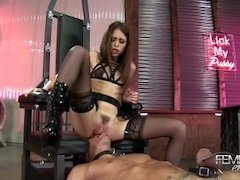 Riley Reid's Sex Thrall - Face sitting