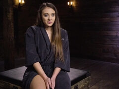 Playful, Bratty, and Helpless Gia Derza in Bondage