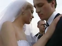 Bride Fucked Outdoors By A few Fella!