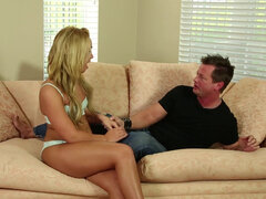 Lovely Katerina Kay wants her friend's dad