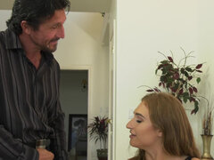 Broke dick husband cucked by his curvy wife Skylar Snow