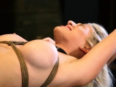 Brutal birthday team fuck Bigtitted blond ultra-cutie